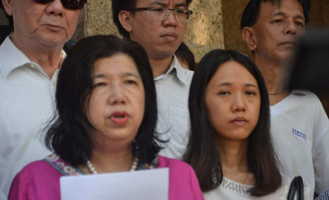 RELEASE – NGOs Join Susanna Liew in Calling on the Prime Minister of Malaysia to Release Information on Her Husband Pastor Raymond Koh's Abduction